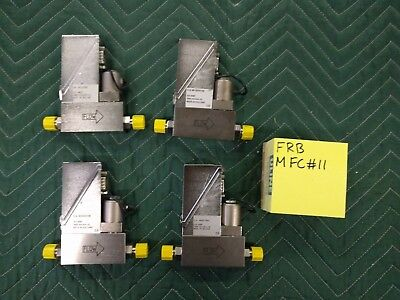 Aalborg Aixtron Mass Flow Controllers LOT OF 4  #11