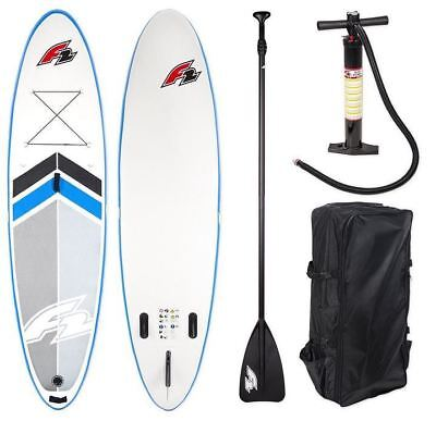F2 Team 10,5 SUP 320 cm Allround Stand Up Paddle Board aufblasbar f2 iSUP