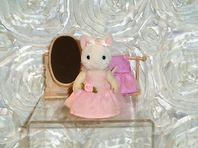 Calico Critters, Katie Kitty Ballerina, Limited Edition, Sylvanian Families, Cat