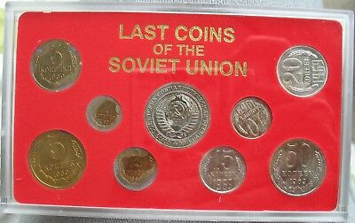 1969 USSR Coin Sets  (Spots)