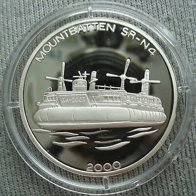 2000 Korea Silver Proof 5 Won