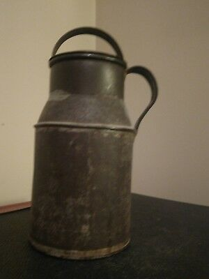 Vintage Milk/ Cream Can - Early 1900's -Probably from Railroad- 1 Pint
