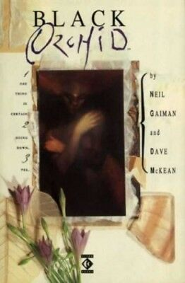 Black Orchid by McKean, Dave Paperback Book The Cheap Fast Free Post