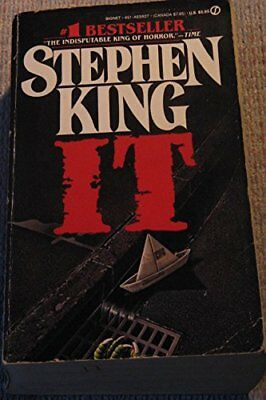 IT (Signet Shakespeare) by King, Stephen Hardback Book The Cheap Fast Free Post