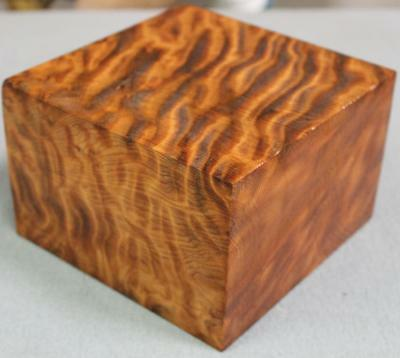 Back For A Limited Time Only - Curly Redwood Turning Blank, Beautiful! (Rb011)