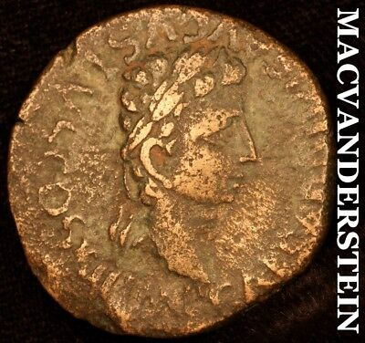 ROMAN PROVINCIAL: AE As - AUGUSTUS - SPAIN, CELSA - SCARCE!!  #B184