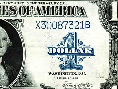 $1 1923 Silver Certificate ** MORE CURRENCY FOR SALE ** - $56.55 ...