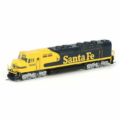 Athearn 22461 N Santa Fe FP45 with DCC & Sound Freight/Late #5992 LN/Box