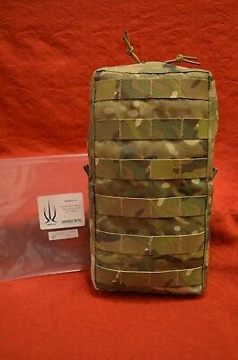 """TYR Tactical- Large Upright """"GP POUCH-MULTICAM"""" New (MIP)"""
