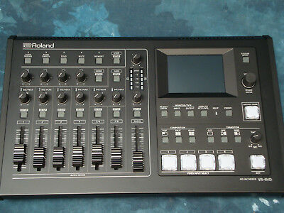Roland VR-4HD All-In-One HD A/V Mixer