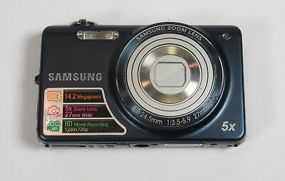 Samsung ST Series ST65 14.2 MP Smart Digital Camera - Blue With Battery