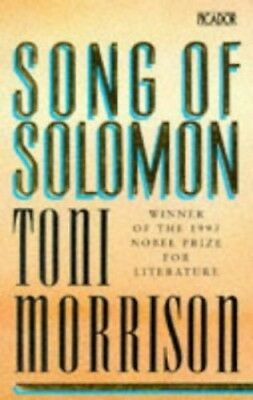 Song For Solomon: A Novel (Picador Books) by Morrison, Toni Paperback Book The