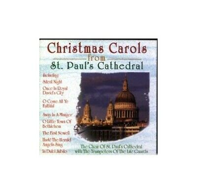 Carols from St Paul's Cathedral -  CD U1VG The Fast Free Shipping