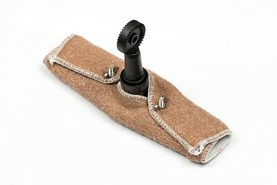 Multi Tool Bronze Wool Pad Holder Kit for Waterfed Poles Window Cleaning