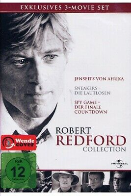 Robert Redford Box - Universal 8270335 - (DVD Video / Drama / Tragödie)