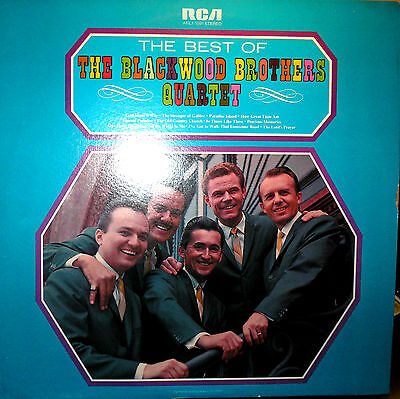 Blackwood Brothers Quartet - Best Of.. - LP