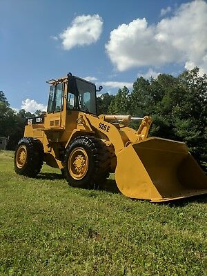 CAT 926E Wheel Loader
