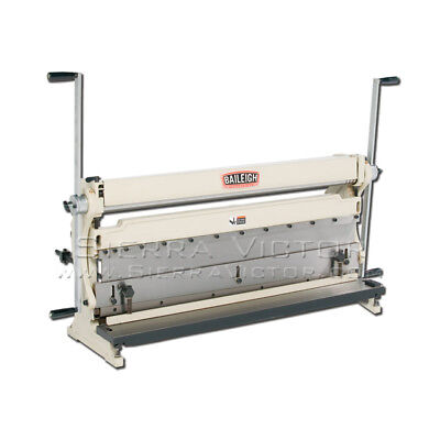 BAILEIGH 3-in-1 Shear Brake Roll Machine SBR-4020