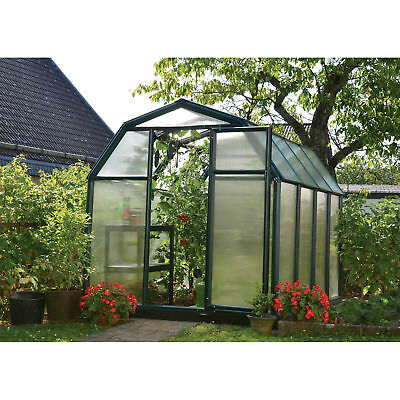 Rion EcoGrow 2 Twin Wall Greenhouse - 6ft. x 8ft., Model# HG7008