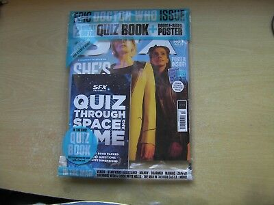 Sfx Magazine Iss 305 Oct 2018 Doctor Who, Free Book, Aquaman Poster & More!