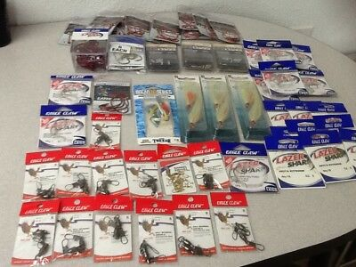 Large Lot Of Assorted Fishing Tackle - Tackle Box Special 3^^