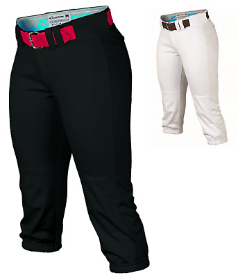 Easton Prowess Women's Fastpitch Softball Pants Black A167120