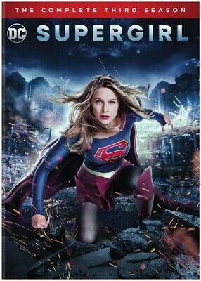Supergirl: The Complete Third Season (DC) [New DVD]