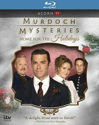Murdoch Mysteries: Home For The Holidays [New Blu-ray]