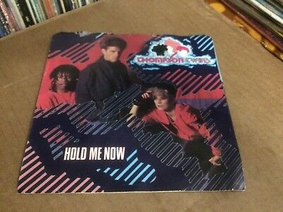 Thompson Twins Hold Me Now Ps 45 7 Y
