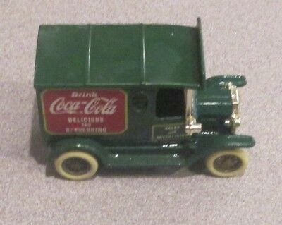 Days Gone  06-8 Coca-Cola Bottle DieCast Metal COKE Old Fashioned delivery truck
