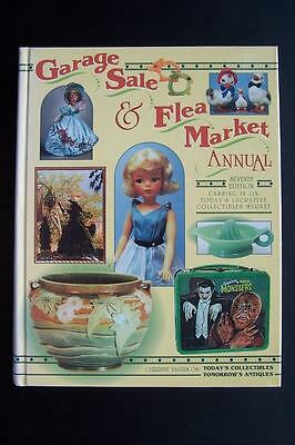 Garage Sale and Flea Market Annual by Sharon Huxford Hardcover Antiques Treasure