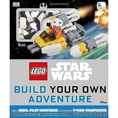 Lego Star Wars Build Your Own Adventure: With a Rebel Pilot Minifigure and Exclu