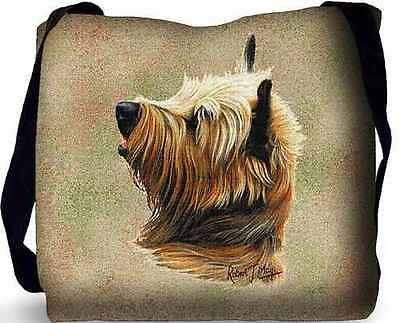 Woven Tote Bag - Cairn Terrier 1162