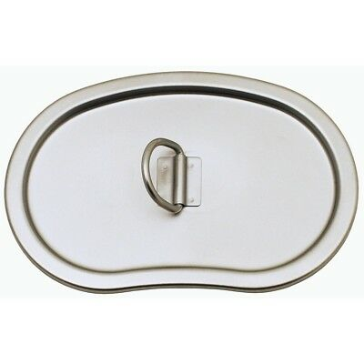 Stainless Steel Metal Canteen Lid for use with Dutch or US issue Cooking Mugs