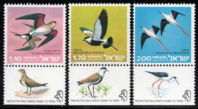 ISRAEL MNH 1975 SG614-16 Protected Wild Birds