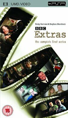 Ricky Gervais' Extras (Episodes 1-6) [UMD Mini for PSP] - DVD  BYVG The Cheap