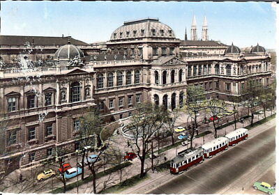 Austria: Vienna University - Posted c.1950's