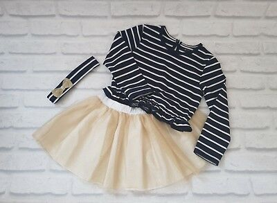 Girls 3 Piece Party Outfit 3-4 Years