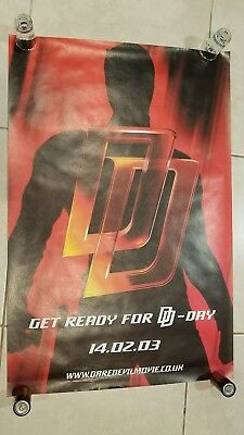Daredevil movie poster - Ben Affleck - 20 x 30 inches - Get Ready For DDay