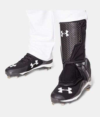 Under Armour Gameday Baseball BATTER'S Bein Schutz 1251997-001 Rechte Hand Neu