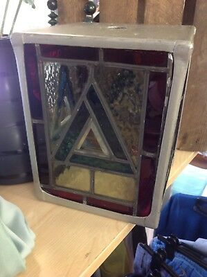 Arts And Crafts Style Lamp Shade