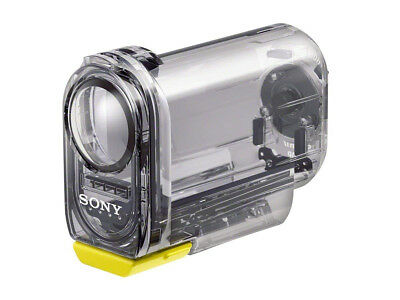 Sony SPK-AS1 Waterproof Case for Action Cam HDR-AS10 & HDR-AS15