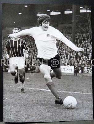 1970 Ian Storey-Moore - Nottingham Forest  - original Press Photo - 19 by 15.5cm