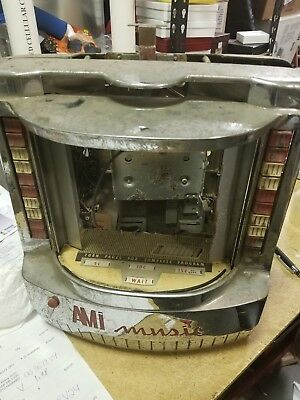 AMI REMOTE COIN OP JUKEBOX WALL BOX 1950s MUSIC CONTROLLER for Parts!!