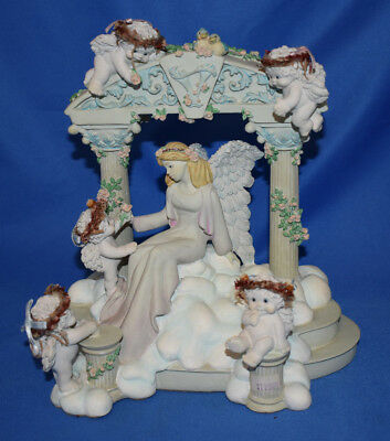 1996 Dreamsicles Heavenly Classics Heaven's Gate DC257 Statue Limited Numbered