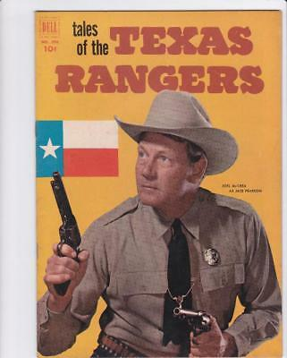 Four Color #396 Tales of the Texas Rangers #1 Jace Pearson Dell 1952 BEAUTIFUL !