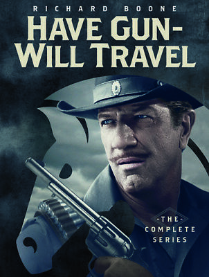 Have Gun Will Travel: The Complete Series [New DVD] Boxed Set, Full Frame, Ama