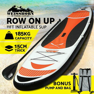 Aqua Marina Inflatable Boat Motion 2/3 person Raft Fishing Kayak Paddles 185kg