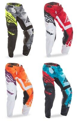 Fly Racing 2017 Kinetic Crux Pants Men Youth All Sizes All Colors