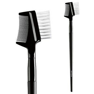New Avon Eyebrow Eye Brow Brows Lash Comb For Tidy Eyebrows And Lashes
